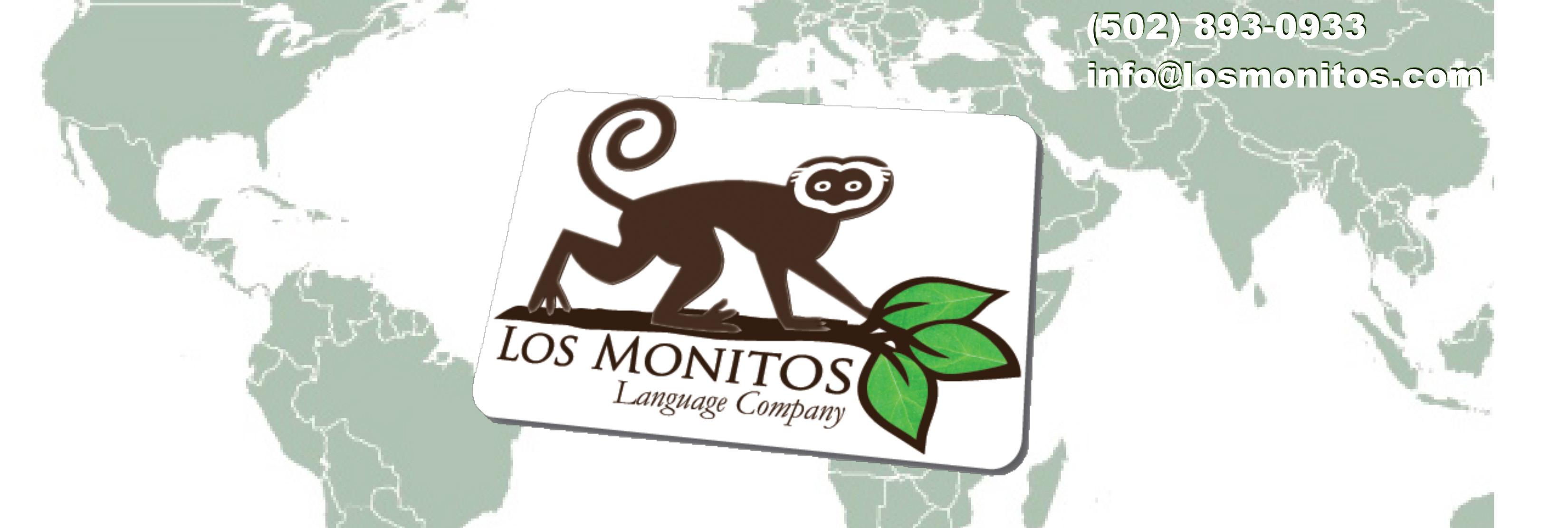 Los Monitos Language Company logo
