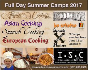 Summer Camps 2017