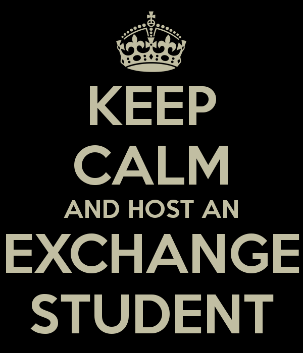 keep calm and host an exchange student 17